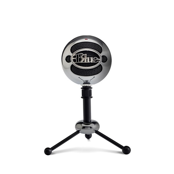 Blue Microphones Snowball USB Microphone - Brushed Aluminium