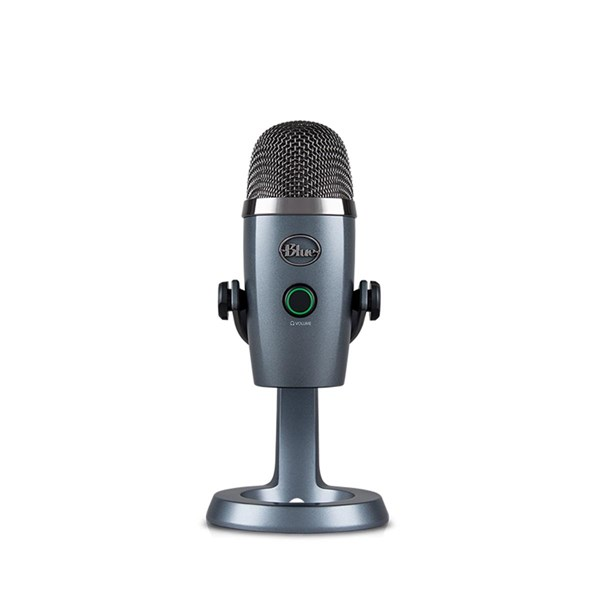 Blue Microphones Yeti Nano USB Microphone - Shadow Grey