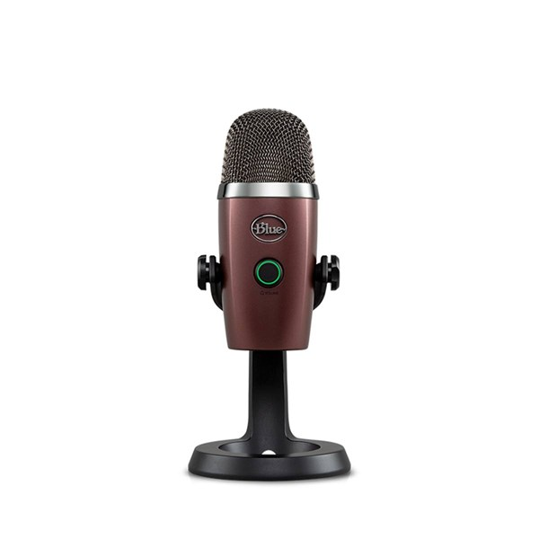 Blue Microphones Yeti Nano USB Microphone - Red Onyx