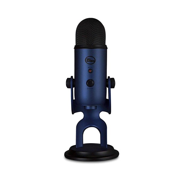 Blue Microphones Yeti USB Microphone - Midnight