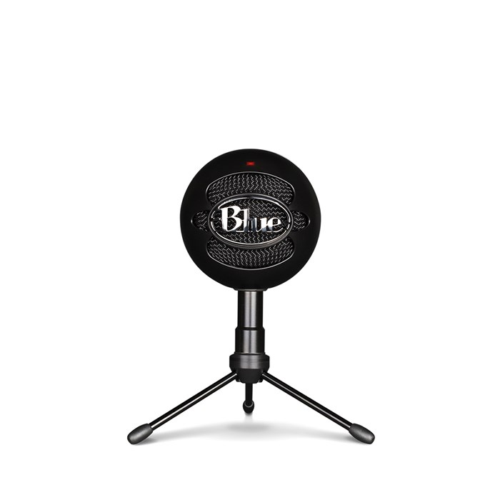 Blue Snowball iCE USB Microphone - Black - PUBG Bundle