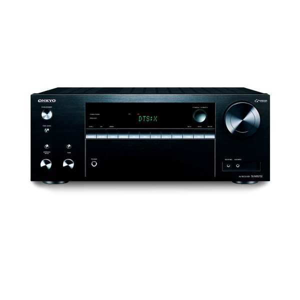 Onkyo TX-NR575E 7.2 Channel Network AV Receiver - Black