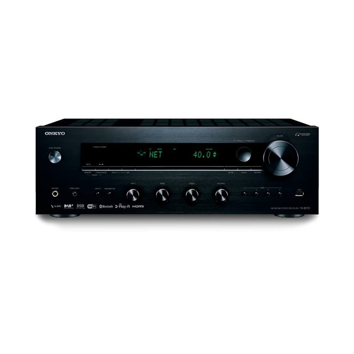 Onkyo TX-8270 Stereo Network Receiver - Black