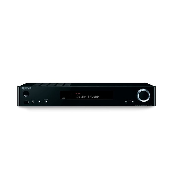 Onkyo TX-L50 5.1 Channel Slim Network AV Receiver - Black