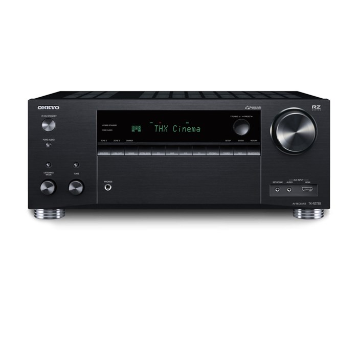 Onkyo TX-RZ730B 9.2 Channel Network AV Receiver - Black