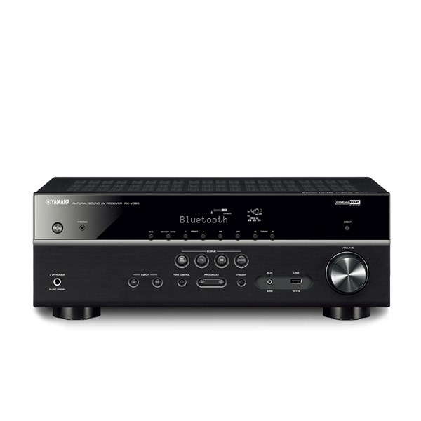 Yamaha RX-V385 5.1 Channel Network  AV Receiver
