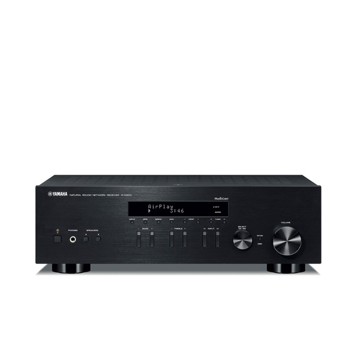 Yamaha RX-N303 Stereo Receiver - Black