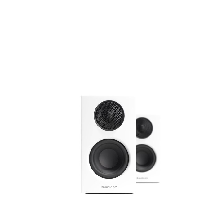 Audio Pro Addon T8L Bluetooth Speakers - White
