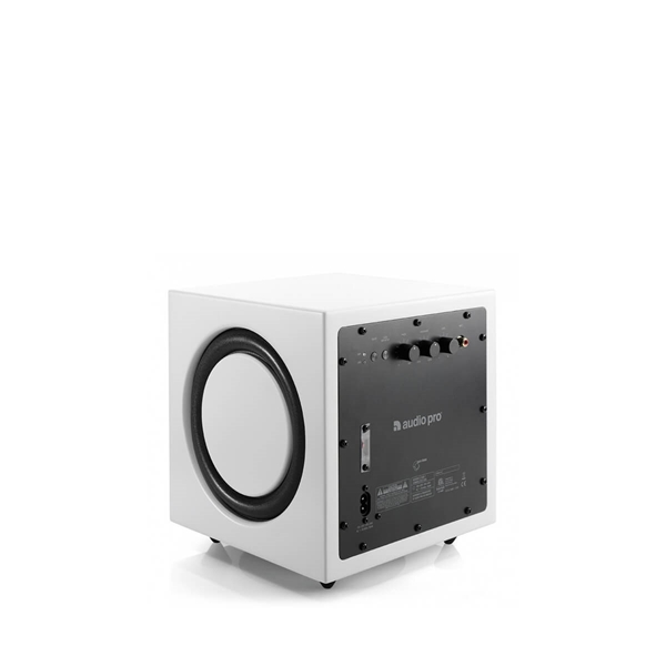 Audio Pro Addon C-Sub Powered Subwoofer - White  3