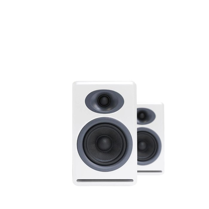 Audioengine P4 Passive Speakers - White