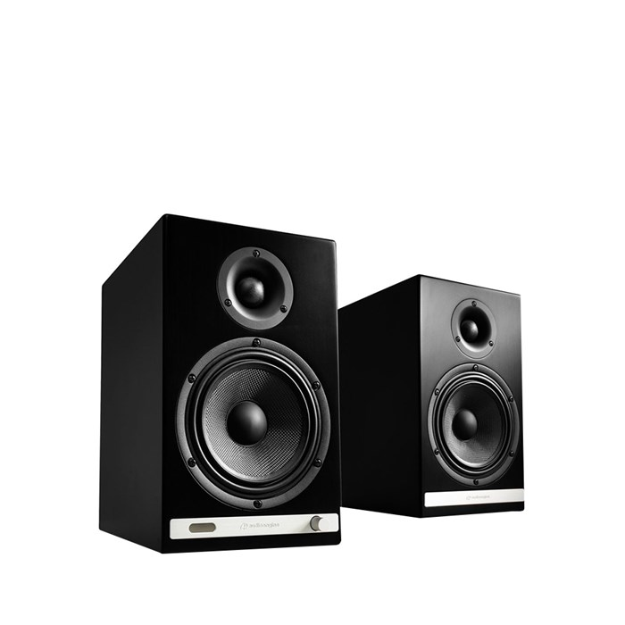 Audioengine HD6 Wireless Speakers - Black