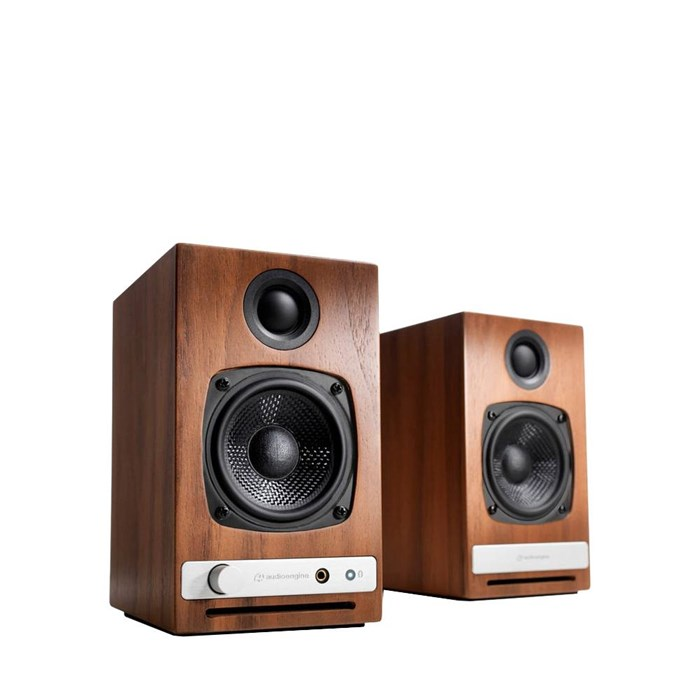 Audioengine HD3 Speakers - Walnut