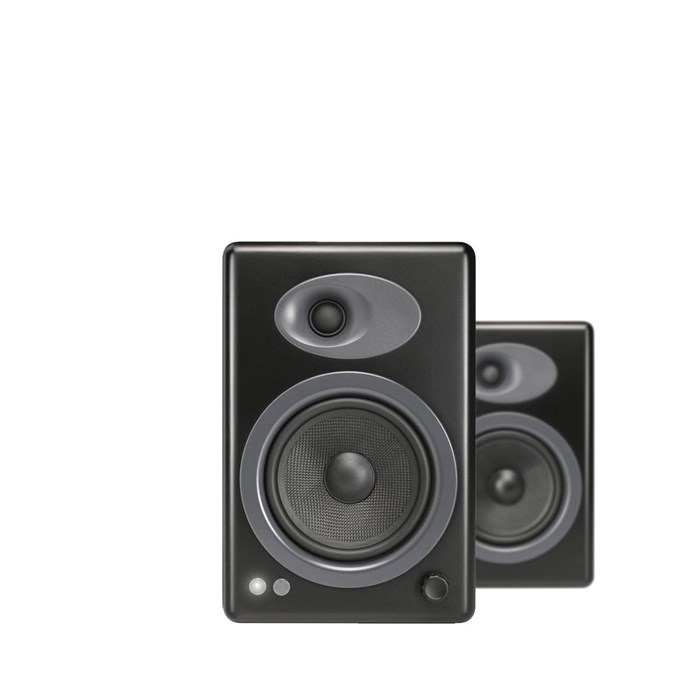 Audioengine A5+ Bluetooth Speakers - Black