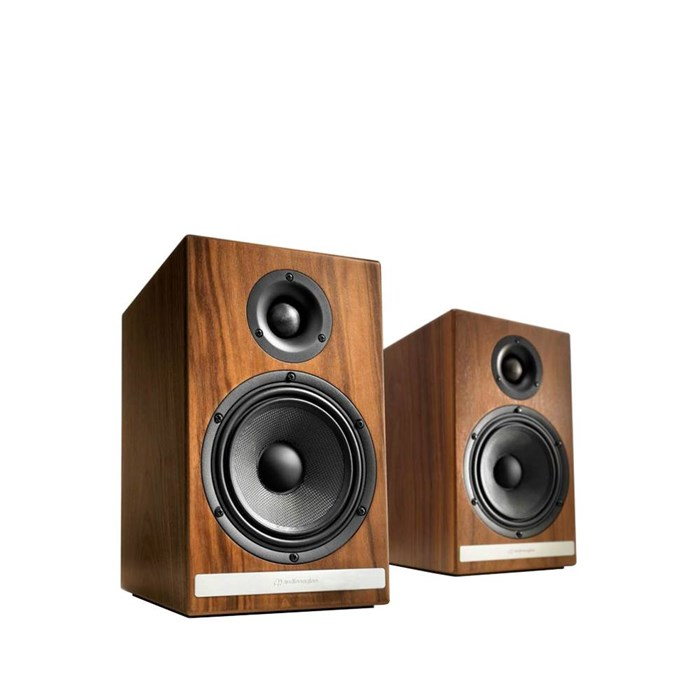 Audioengine HDP6 Passive Speakers - Walnut
