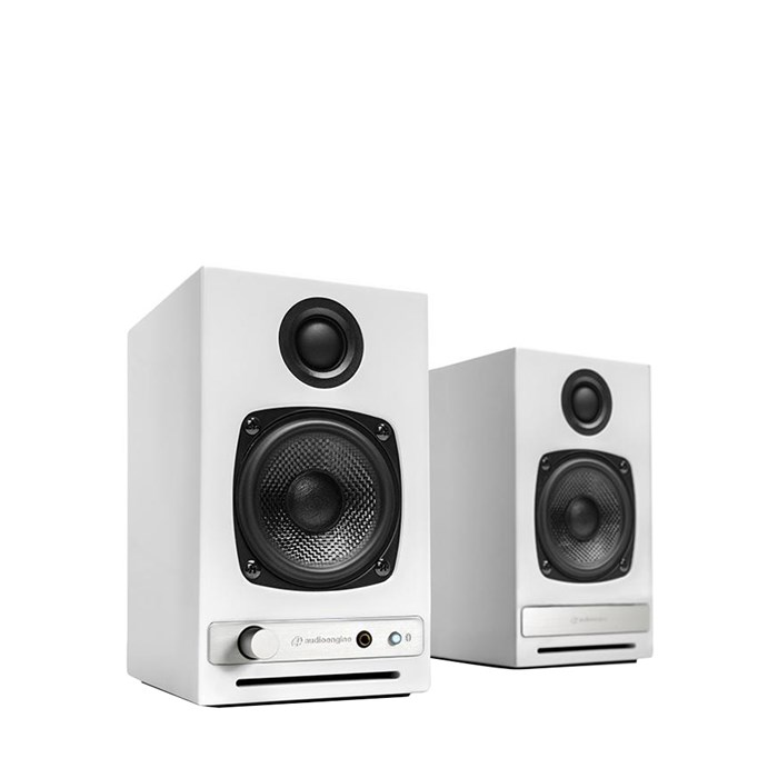 Audioengine HD3 Speakers - Gloss White