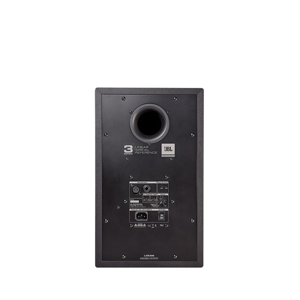 JBL 308P MKII Near/Midfield Monitor (Single)  2