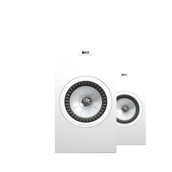 KEF Q350 Speakers - White