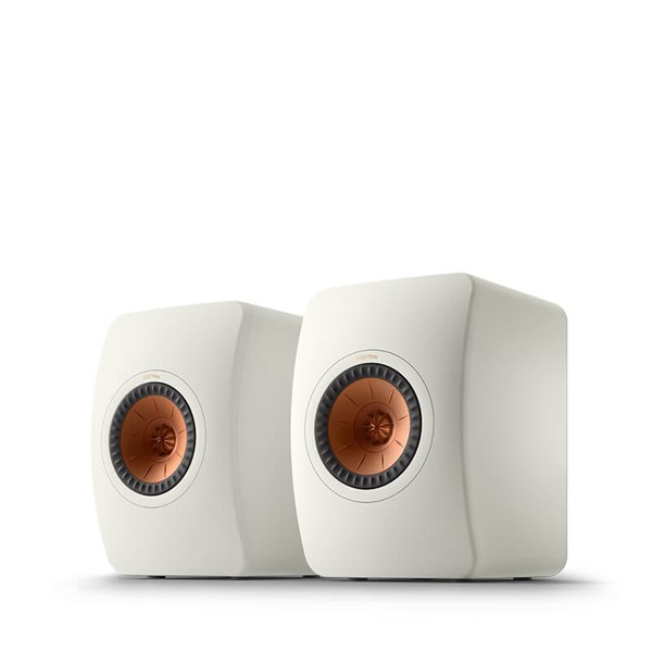 KEF LS50 Meta Passive Speakers - White