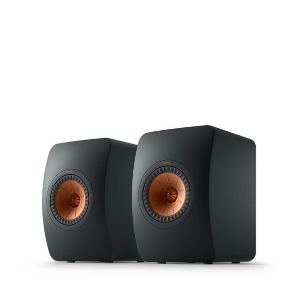 KEF LS50 Meta Passive Speakers - Black