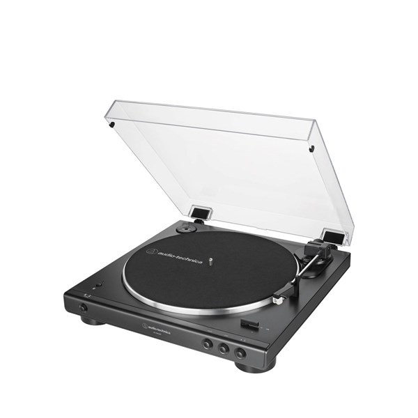 Audio Technica AT-LP60xBT Bluetooth Turntable - Black