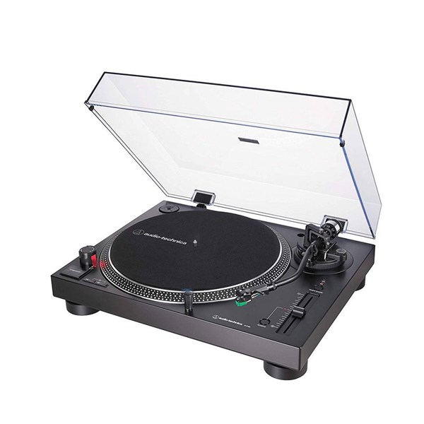 Audio Technica AT-LP120xUSB Direct-drive Turntable - Black