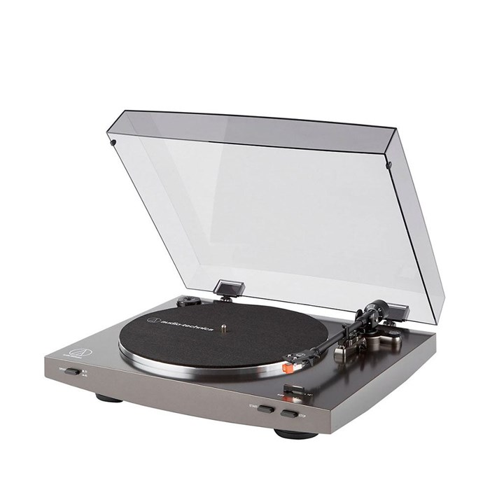 Audio Technica AT-LP2x Fully Automatic Belt-Drive Turntable