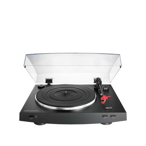 Audio Technica AT-LP3 Fully Automatic Belt-Drive Turntable  2
