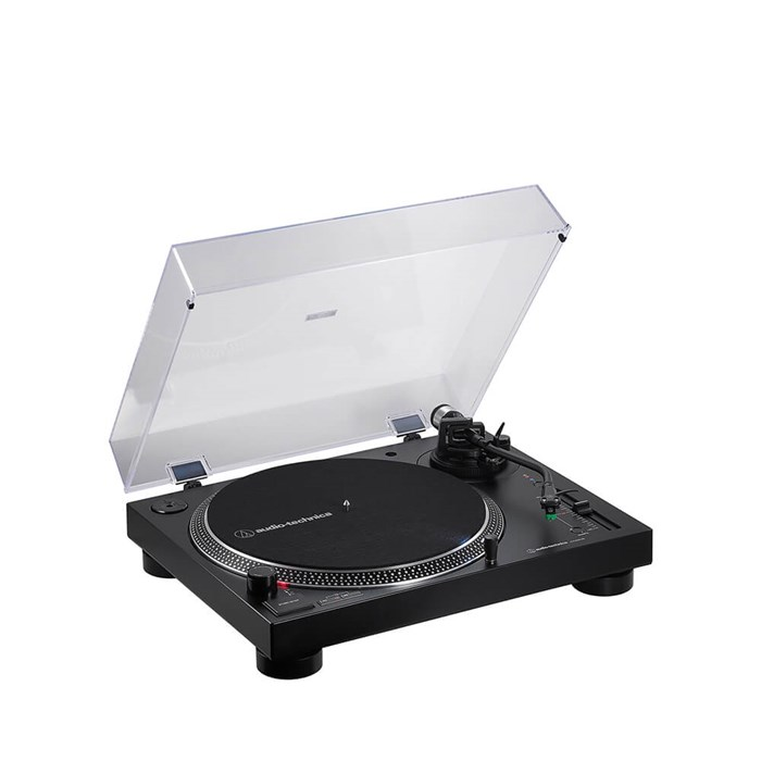 Audio Technica LP120XBT-USB-BK Stereo Turntable with USB and Bluetooth