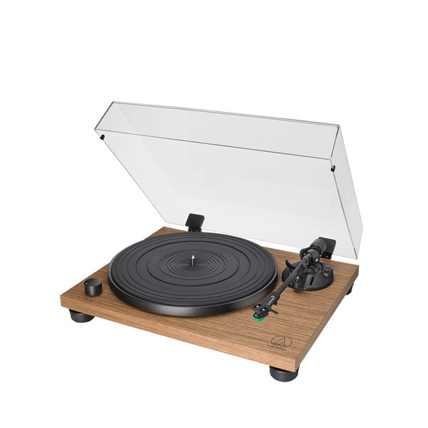 Audio Technica LPW40WN Fully Manual Belt-Drive Turntable