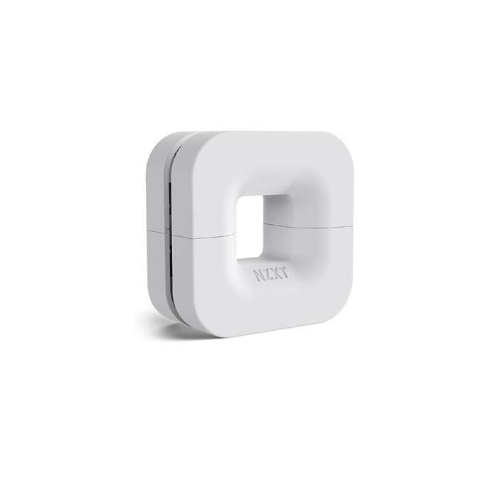 NZXT Puck Cable Management Accessory - White