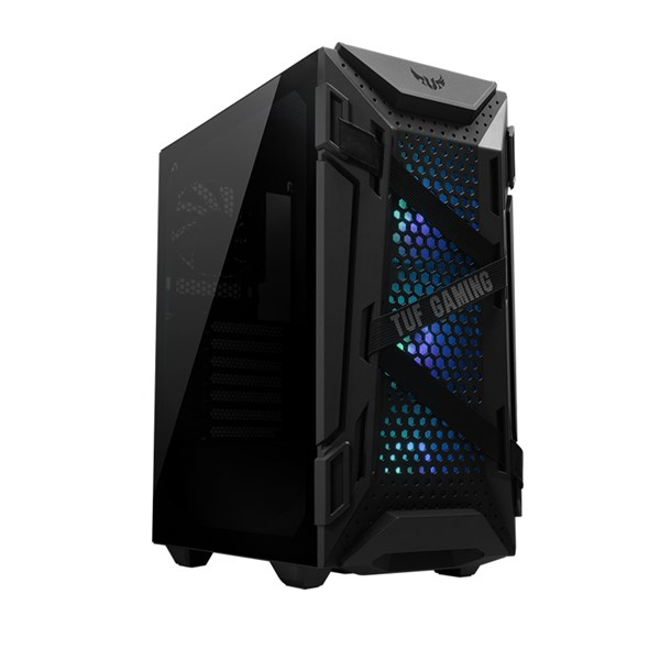 ASUS TUF Gaming GT301 ATX Mid Tower Compact Case