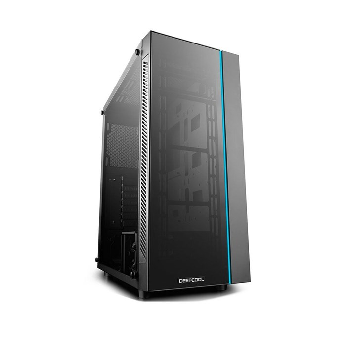 Deepcool Matrexx 55 ATX Minimalist Tempered Glass