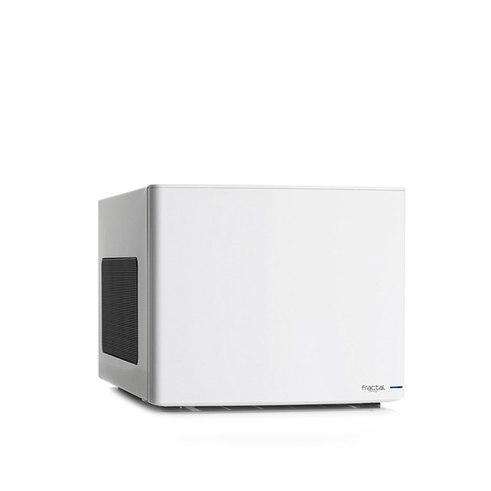 Fractal Design Node 304 Mini-ITX Case - White