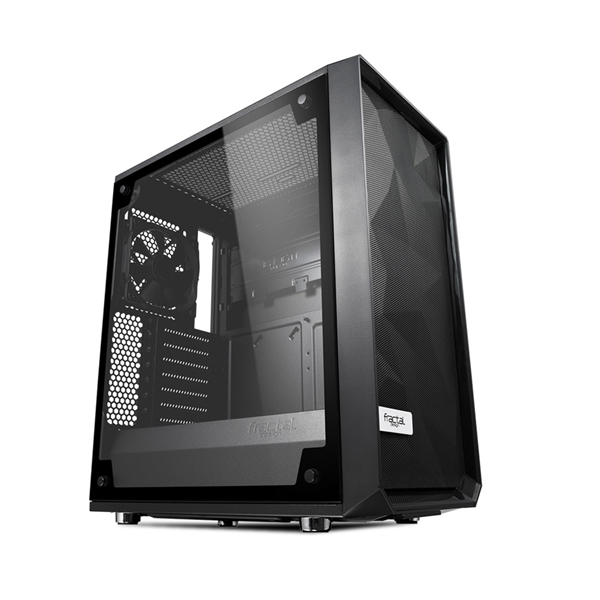 Fractal Design Meshify C TG Mid Tower  1