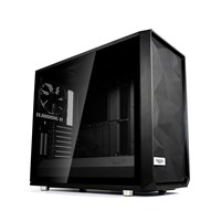 Fractal Design Meshify S2 TG Mid Tower - Black - Dark Tint - pr_278168