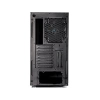 Fractal Design Meshify S2 TG Mid Tower - Black - Dark Tint - pr_278165