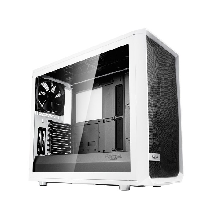 Fractal Design Meshify S2 TG Mid Tower - White