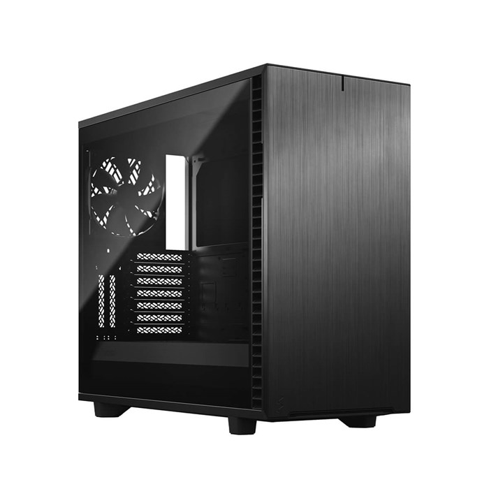 Fractal Design Define 7 Mid Tower Black Tempered Glass Dark Tint