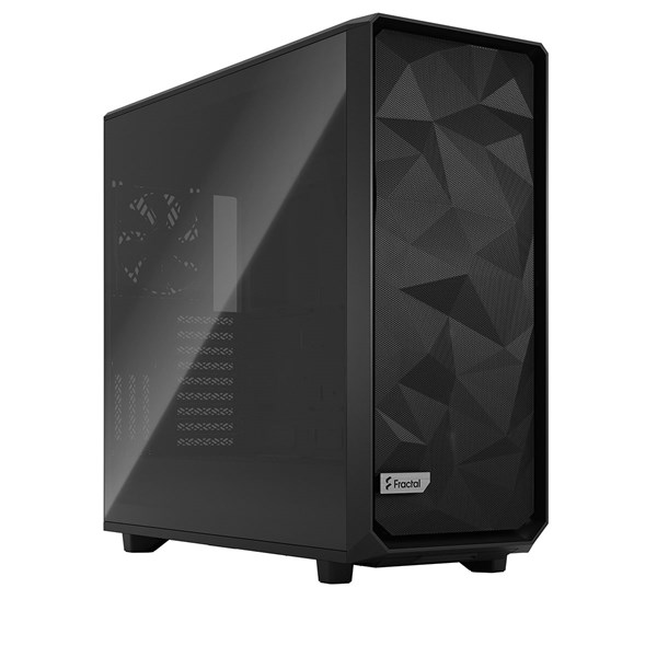 Fractal Design Meshify 2 XL Full Tower Case - Black TG Light Tint