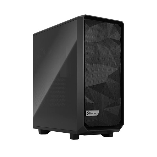 Fractal Design Meshify 2 Compact Black Mid Tower - TG Dark Tint