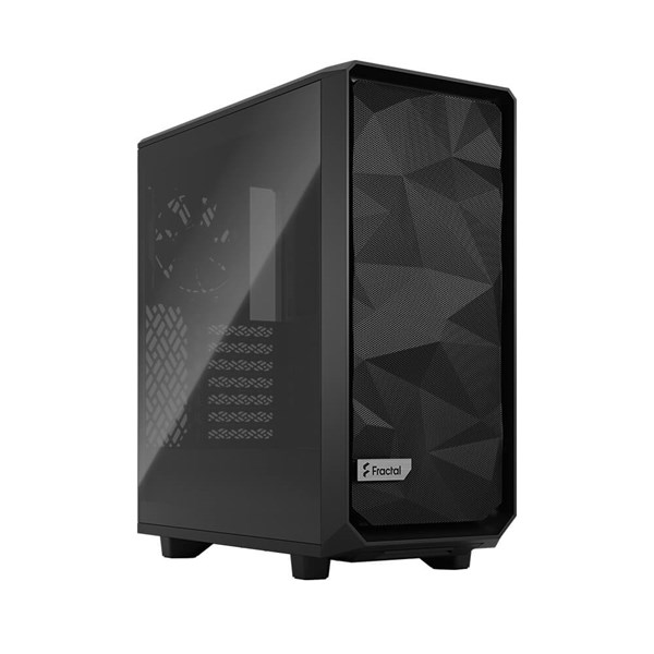 Fractal Design Meshify 2 Compact Black Mid Tower - TG Light Tint