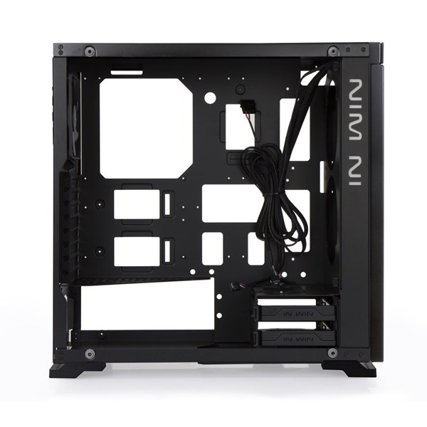 Cases Inwin 805 Infinity Aluminum Tempered Glass Mid