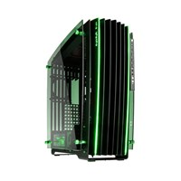 Inwin H-Frame 2.0 Tower Chassis - Black/Green - pr_283806