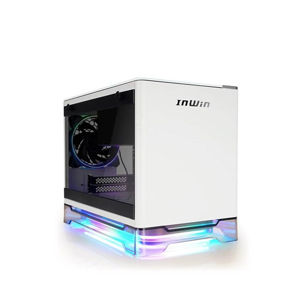 Inwin A1 Plus Mini-ITX Tower - White