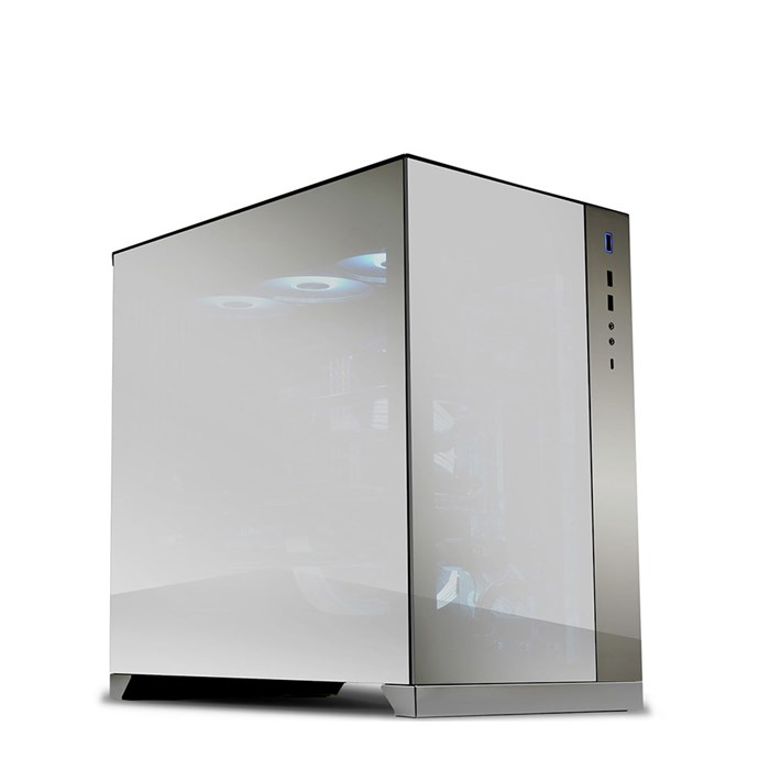 Lian-Li PC-O11 Dynamic PCMR Special Edition Chassis - Chrome Mirror Finish