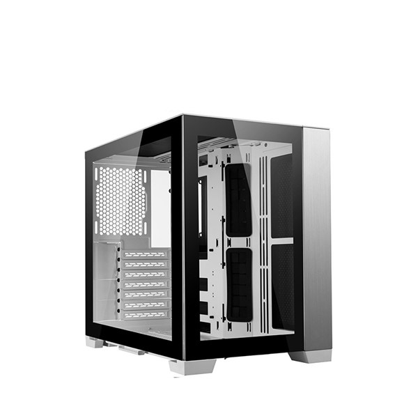Lian-Li O11 Mini Tempered Glass Chassis - White