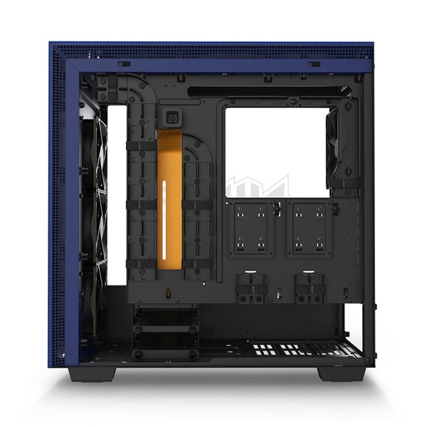 NZXT  H700i Ninja Premium Tempered Glass Mid-Tower Case - Speical Edition - pr_267937