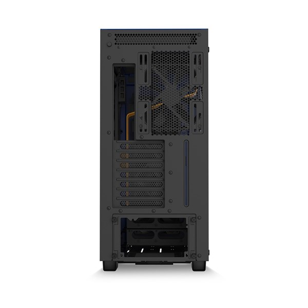 NZXT  H700i Ninja Premium Tempered Glass Mid-Tower Case - Speical Edition - pr_276243