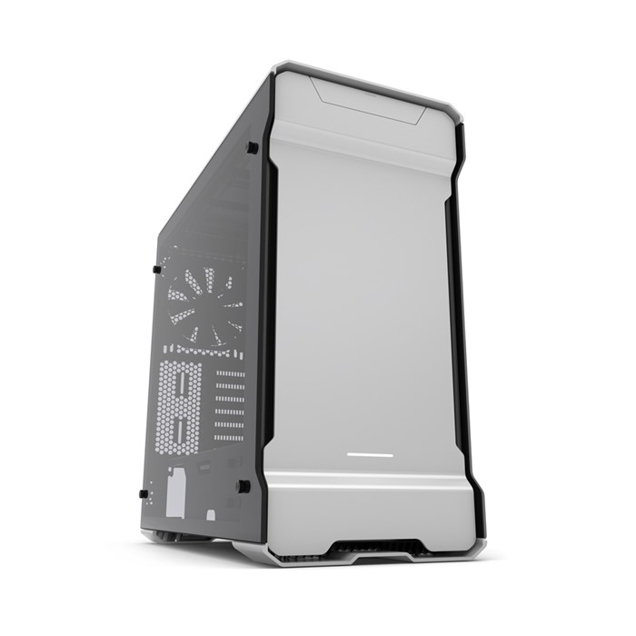 Phanteks Enthoo Evolv Glass Window Mid-Tower Case - Galaxy Silver