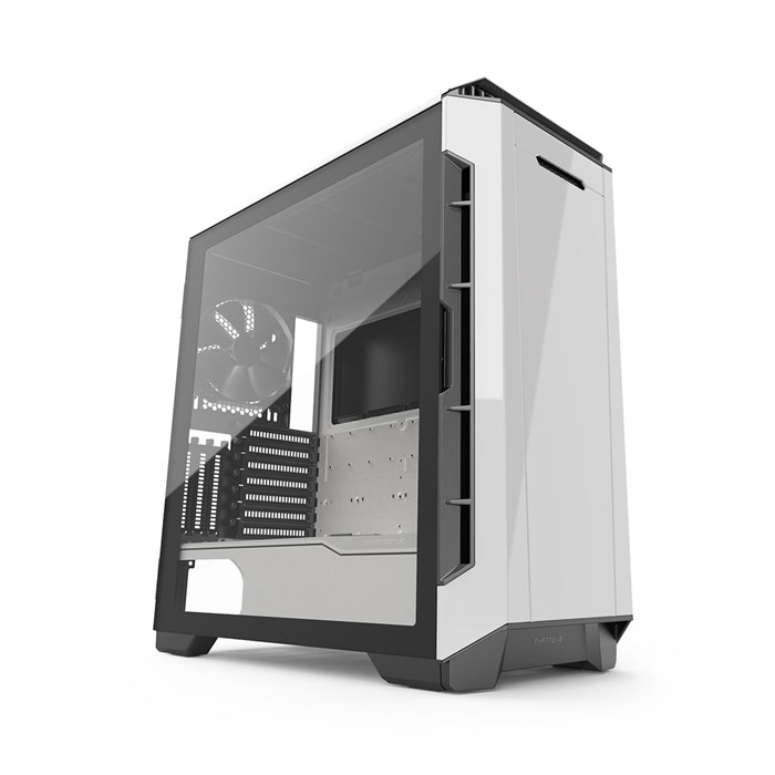 Phanteks Eclipse P600S Mid Tower Tempered Glass Case - White